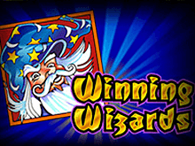 Автомат Winning Wizards онлайн-казино Платинум